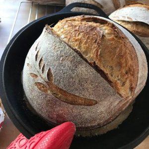 Sourdough Rustic Bread Master Recipe