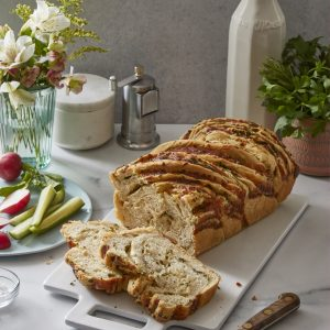 Cheese Herb Babka1