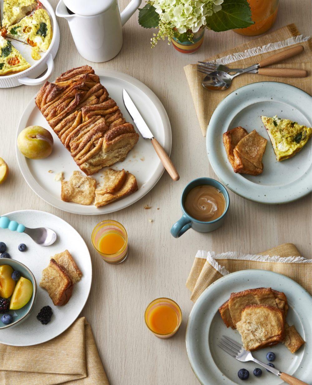 Cinnamon Pull-Apart Bread_Photo