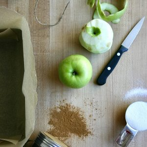 Apple Fritter Quick Bread